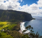 Waipio Valley Road